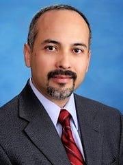 "Bernadino ""Berna"" Olague, vice president and part owner of LOI Engineers."