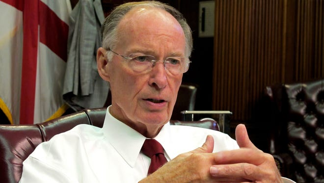 Gov. Robert Bentley said Friday the seasonally adjusted rate represents nearly 145,000 people looking for work. June's rate is higher than the 6.5 percent recorded a year ago.