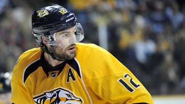 Mike Fisher, Predators prep for run at Stanley Cup