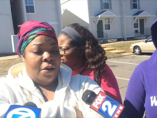 """The children found in a freezer in a Detroit home """"were good kids. My heart hurts for them,"""" Tori Childs, 33, said."""