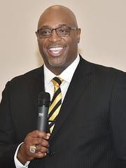 New Grambling athletic director Paul Bryant addresses