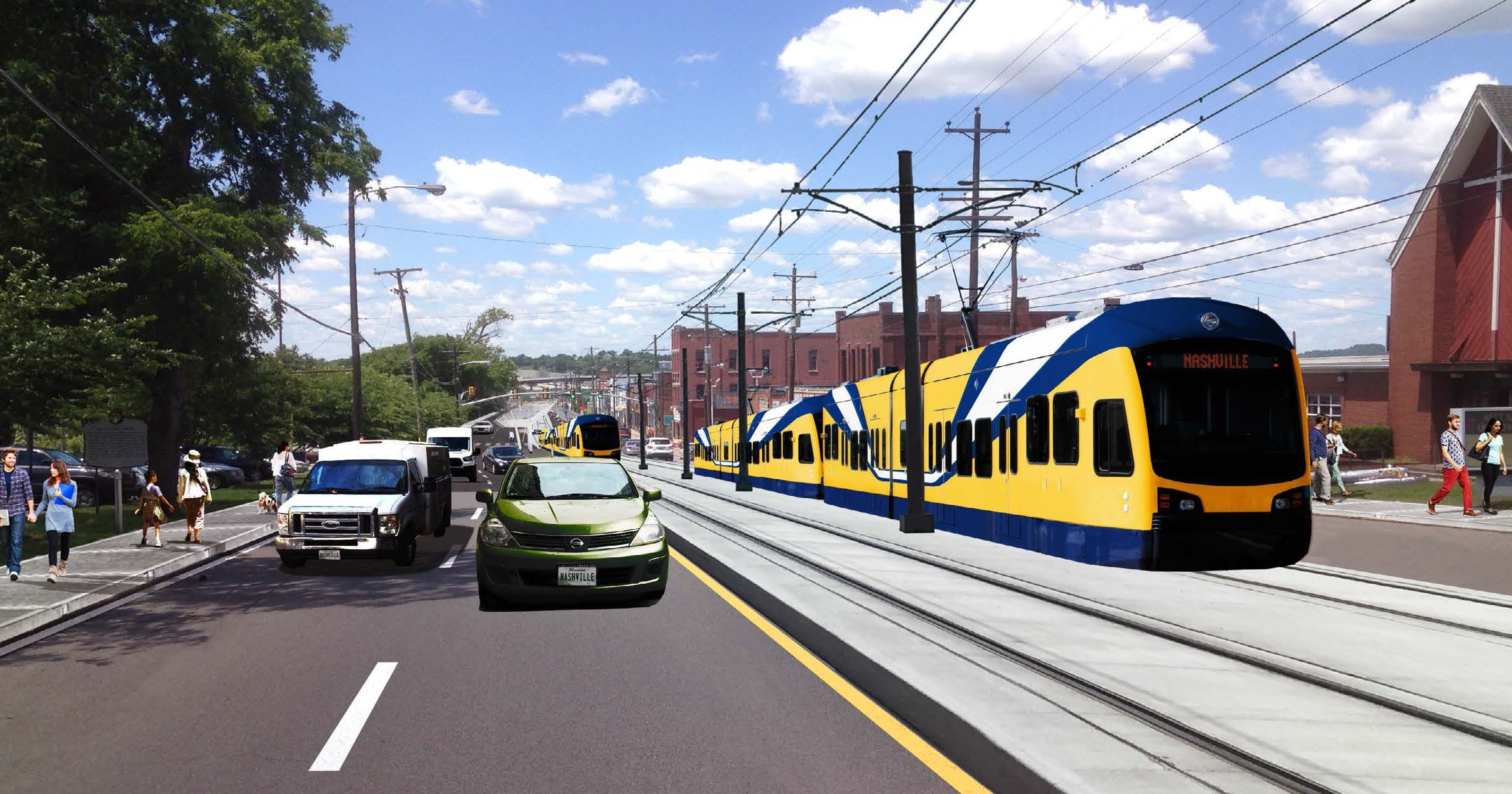 Barry's Nashville transit plan requires $9B for all expenses — far