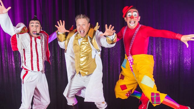 Circus Vargas returns to the Valley.