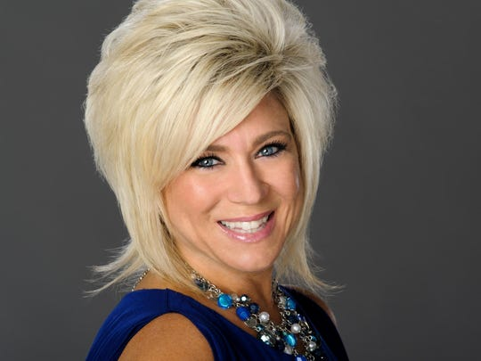 "Theresa Caputo, the ""Long Island Medium."""