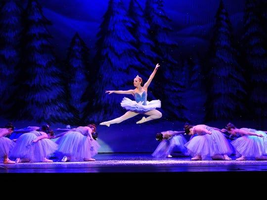 Shreveport Metropolitan Ballet will present The Nutcracker