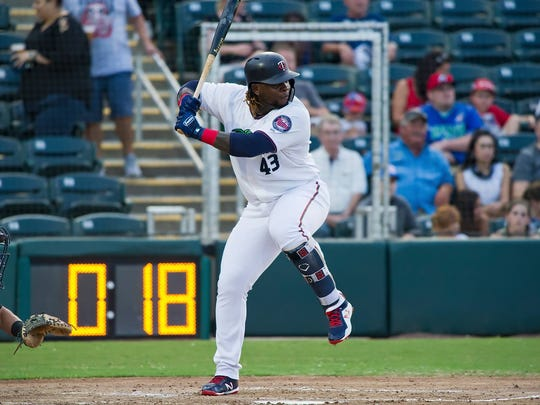 Miguel Sano, a Major League Baseball All-Star last season, has been demoted by the Minnesota Twins to the Fort Myers Miracle for conditioning and extra work.