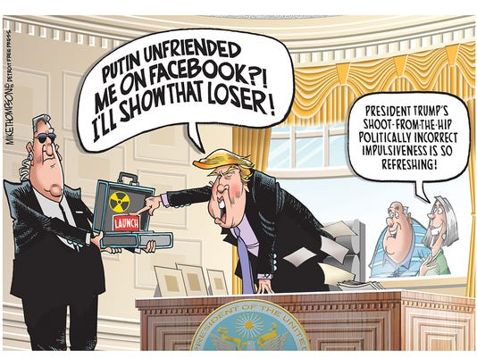 America under President Trump