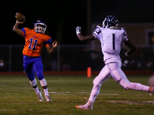 Football:  Millville vs Atlantic City