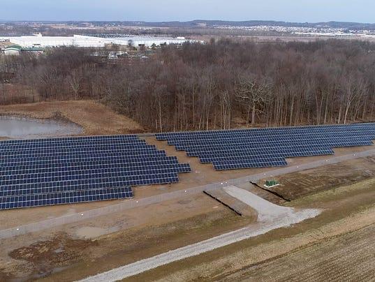 01 LAN Solar Field