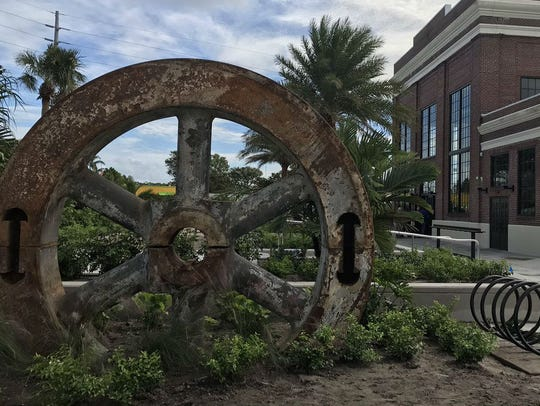 The American Icon Brewery in Vero Beach is among the attractions that bring people downtown and to the Arts District.