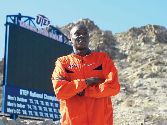 Former UTEP steeplechaser Anthony Rotich continues