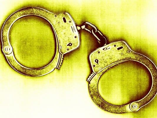 handcuffs web art