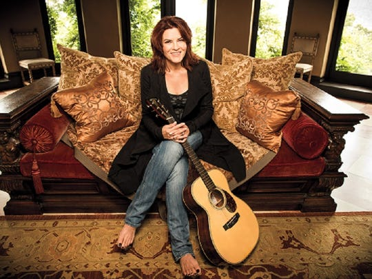 Rosanne Cash comes to Memorial Hall in February.
