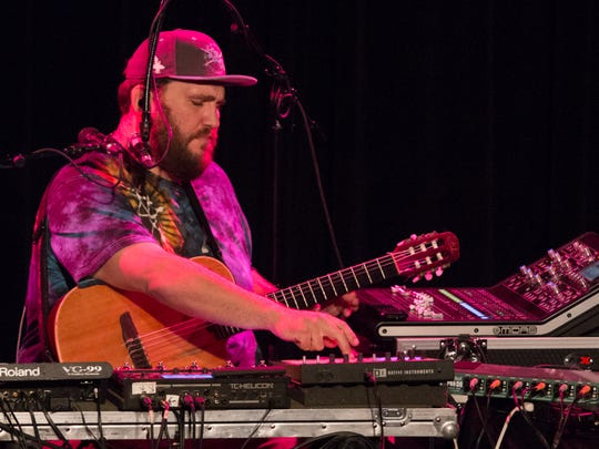 Zach Deputy, a one-man band specialist who plays multiple instruments, plays Friday at The Wilbury.