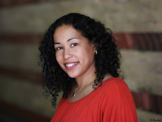 Author Crystal Velasquez has built upon one opportunity