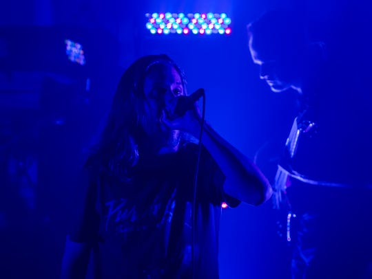 Between the Buried and Me headlines at Vinyl Music