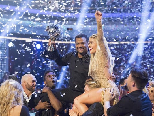 ALFONSO WITNEY DWTS