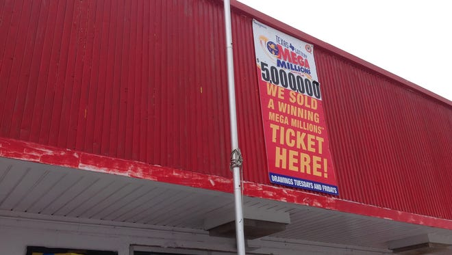 BVE Enterprises Inc. in Ingleside sold a $5 million lottery ticket to Leon Haskin on Oct. 28.
