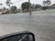 Flooding is seen on U.S. 1 near Jensen Beach Boulevard