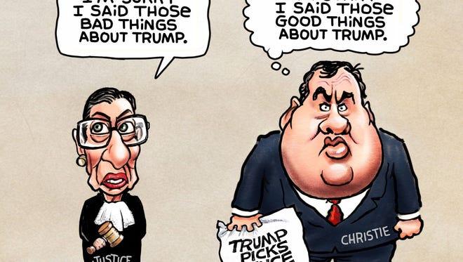 Ginsburg/Chris- tie