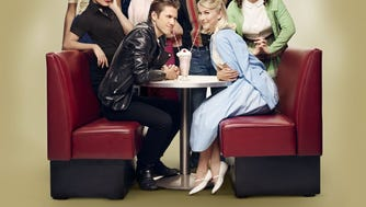 """Still from Fox production of """"Grease: Live,"""" Dec. 20, 2015."""