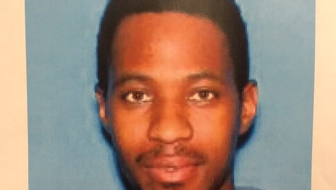 Prattville police are searching for Santwone Cornelius Jones, 24, of Montgomery, in connection with Sunday's homicide.