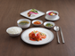 Singapore AIrlines business class meals will be served