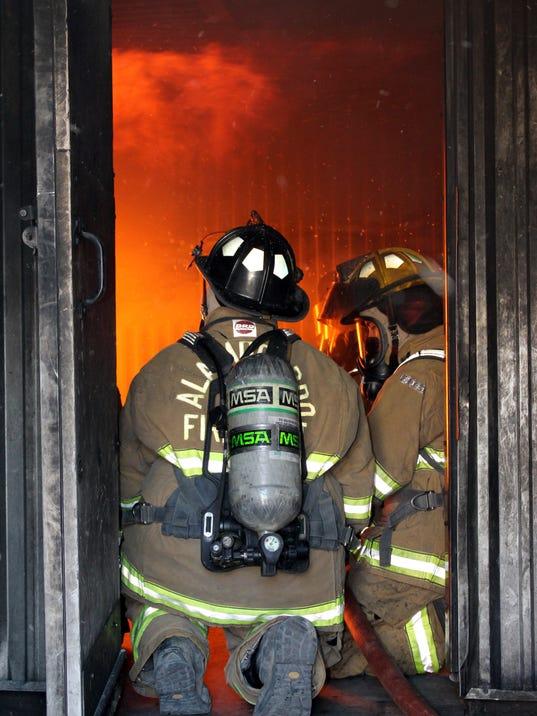 Alamogordo Fire Department 1