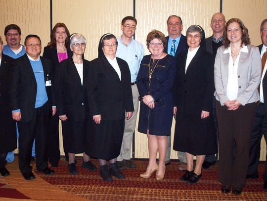 Holy Family Memorial held its annual Board and Donor