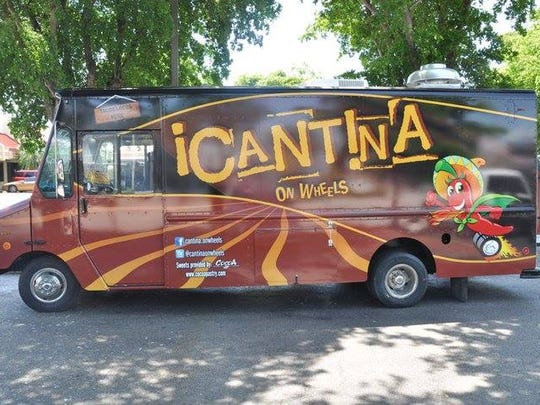 Cantina on Wheels