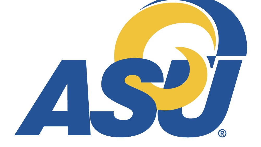did the la rams rip off their new logo from angelo state university did the la rams rip off their new logo