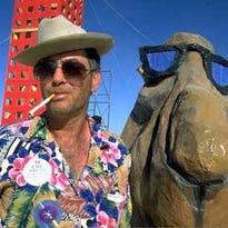 Burning Man founder Larry Harvey dies after massive stroke