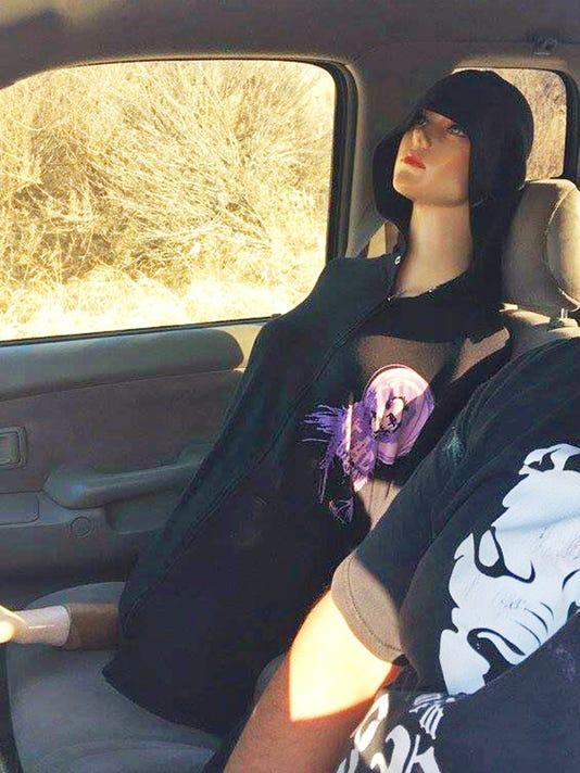 Carpool violator