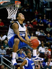 The Bulls picked former Memphis star Derrick Rose No. 1 overall in 2008.