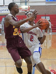 Woodlawn's Tra'michael Moton will compete in Saturday's LHSCA All-Star game along with teammate Ahmad Green, a late addition to the contest that tips at 3 p.m. Saturday in the BPCC gym.