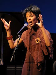 Vocalist Nnenna Freelon has six Grammy nominations