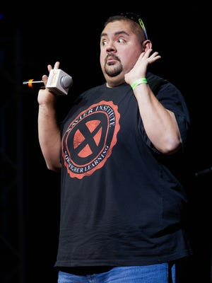 "Gabriel ""Fluffy"" Iglesias will do two shows at the Weidner Center."