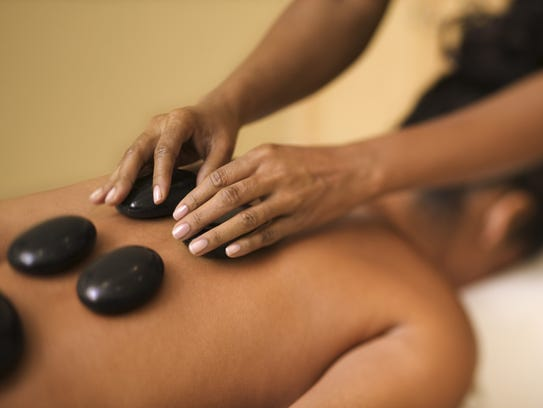 O.liv body bar offers hot stone massages and many other
