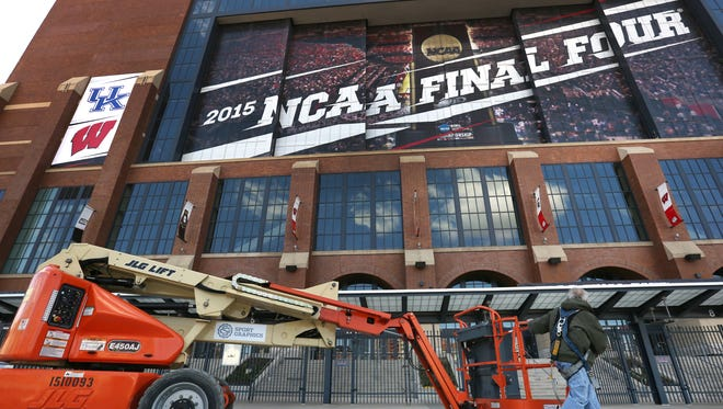 The Final Four events give Indianapolis an early opportunity to restore damaged brand.
