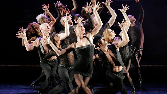 "A 2015 performance of ""Chicago"" at the Thousand Oaks Civic Arts Plaza."
