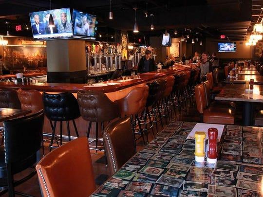 The HopCat Ann Arbor bar and restaurant.