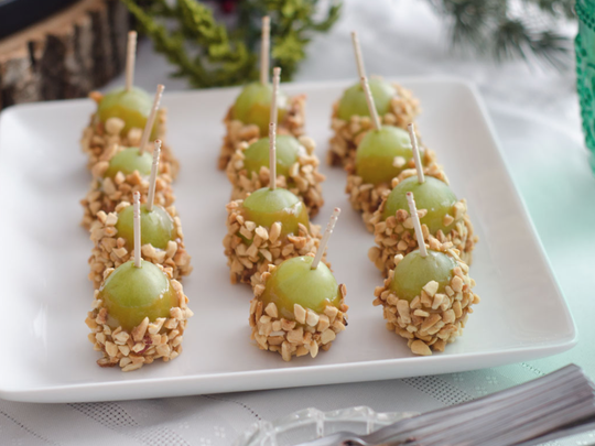 Caramel-apple grapes by Lehi Valley Trading Company of Mesa (inspired by Belly Full).