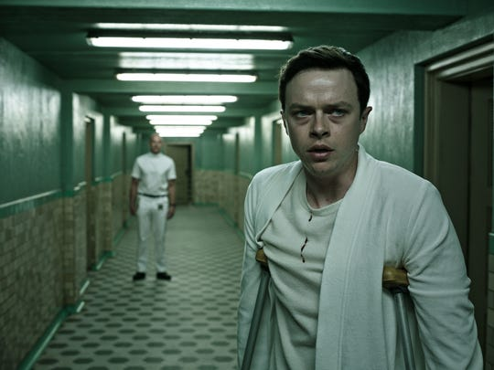 "Dane DeHaan is having a terrible, horrible, no-good, very bad day in ""A Cure For Wellness."""