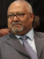Rev. Horace Sheffield on May, 16, 2013.