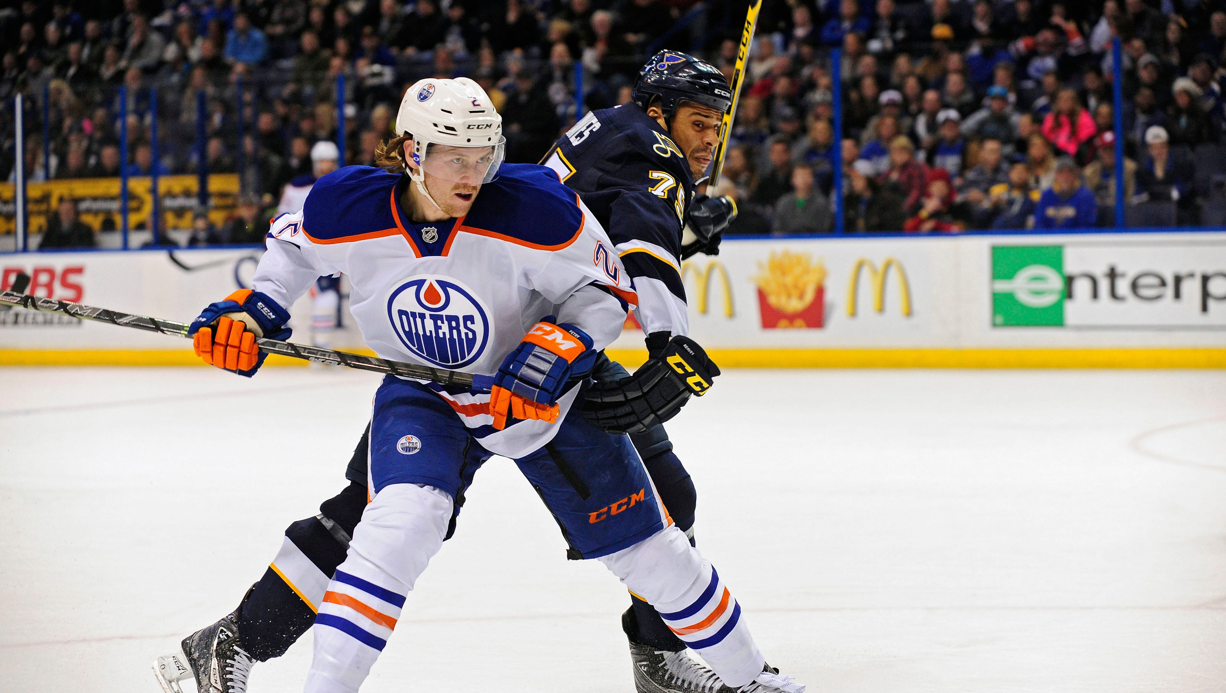 Canadiens Acquire Jeff Petry From Oilers For Draft Picks