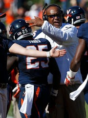 Coach Mike London and Virginia have had four one-score