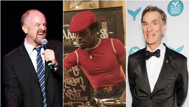 In April, Netflix will have a new standup special from Louis C.K, new episodes of 'The Get Down' and the premiere of Bill Nye's new show.