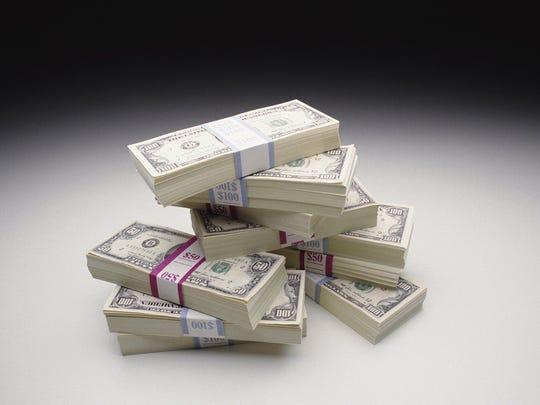 Federal salary database