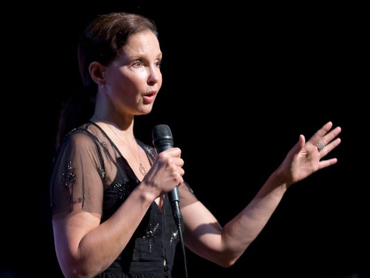 AP FRANCE ASHLEY JUDD I ENT FRA