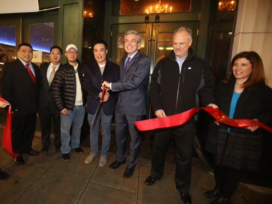 Holy Crab held its grand opening in White Plains on Feb. 15.